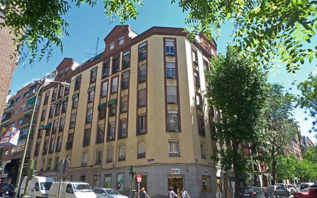 Отель Arganzuela-Delicias 02 - Two Bedroom Испания, Мадрид - отзывы, цены и фото номеров - забронировать отель Arganzuela-Delicias 02 - Two Bedroom онлайн вид на фасад