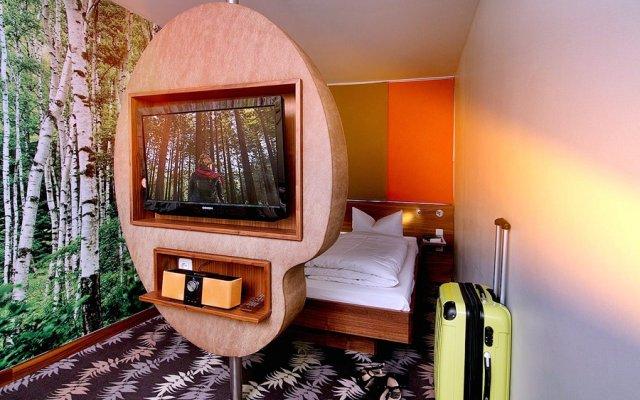 Отель Cocoon Stachus Германия, Мюнхен - 2 отзыва об отеле, цены и фото номеров - забронировать отель Cocoon Stachus онлайн вид на фасад