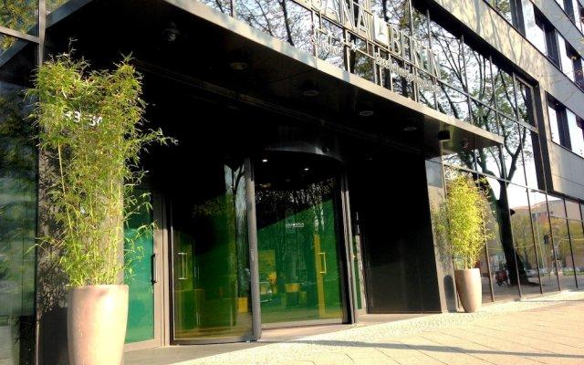 SANA Berlin Hotel вид на фасад