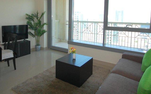 Отель Kennedy Towers - 29 Boulevard [Dubai] комната для гостей