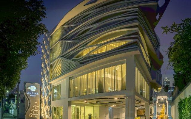 Отель Anajak Bangkok Hotel Таиланд, Бангкок - 3 отзыва об отеле, цены и фото номеров - забронировать отель Anajak Bangkok Hotel онлайн вид на фасад