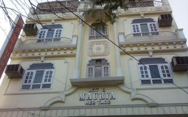 Отель Maurya Heritage Индия, Нью-Дели - отзывы, цены и фото номеров - забронировать отель Maurya Heritage онлайн вид на фасад