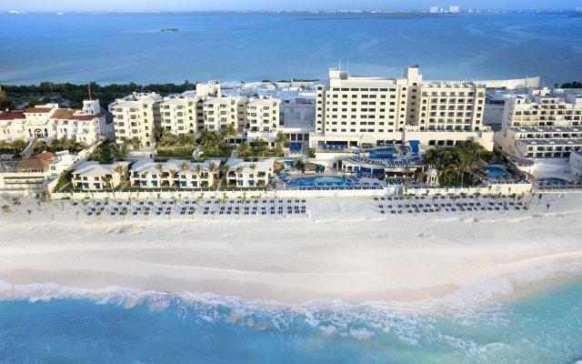 Отель Occidental Tucancun - Все включено Мексика, Канкун - 1 отзыв об отеле, цены и фото номеров - забронировать отель Occidental Tucancun - Все включено онлайн пляж