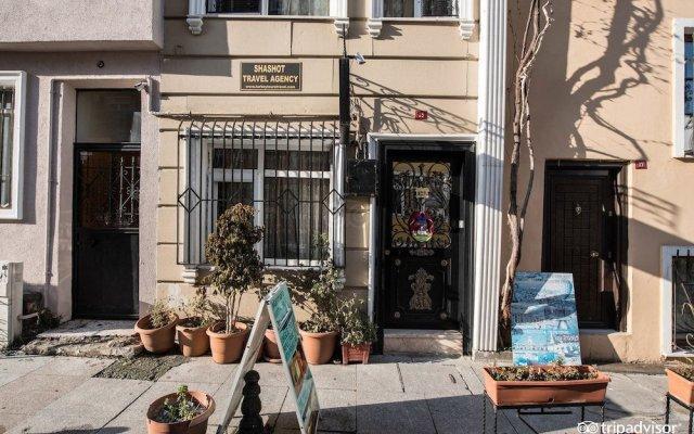 Marmara Guesthouse Турция, Стамбул - отзывы, цены и фото номеров - забронировать отель Marmara Guesthouse онлайн вид на фасад