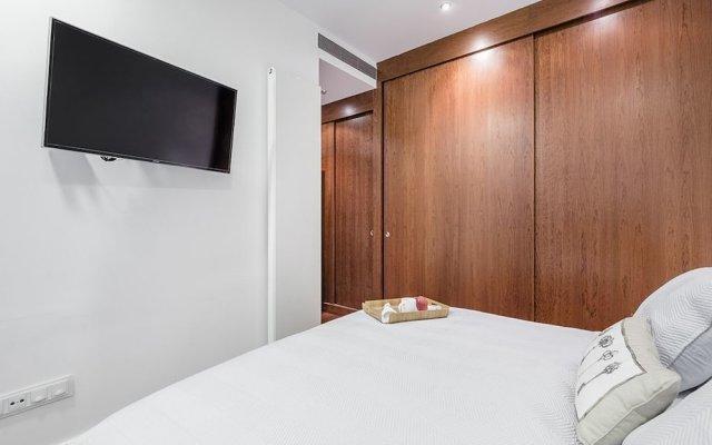 Апартаменты Nuñez de Balboa Apartment Мадрид комната для гостей