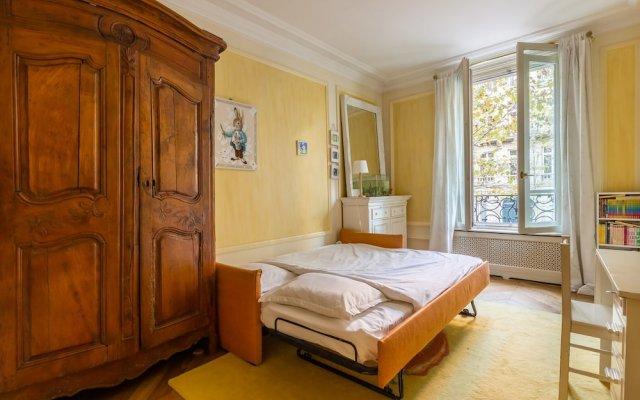 Отель La Tour-maubourg Париж комната для гостей