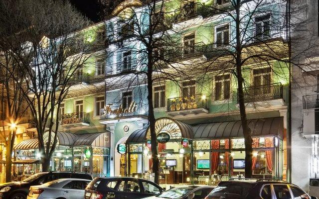 Гостиница Фраполли вид на фасад