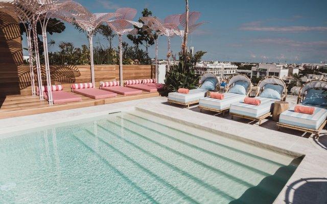Отель Calixta Hotel Мексика, Плая-дель-Кармен - отзывы, цены и фото номеров - забронировать отель Calixta Hotel онлайн