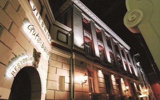 Отель Gutenbergs вид на фасад