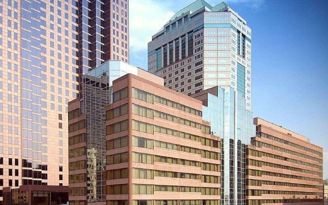 Отель DoubleTree Suites by Hilton Columbus США, Колумбус - отзывы, цены и фото номеров - забронировать отель DoubleTree Suites by Hilton Columbus онлайн вид на фасад