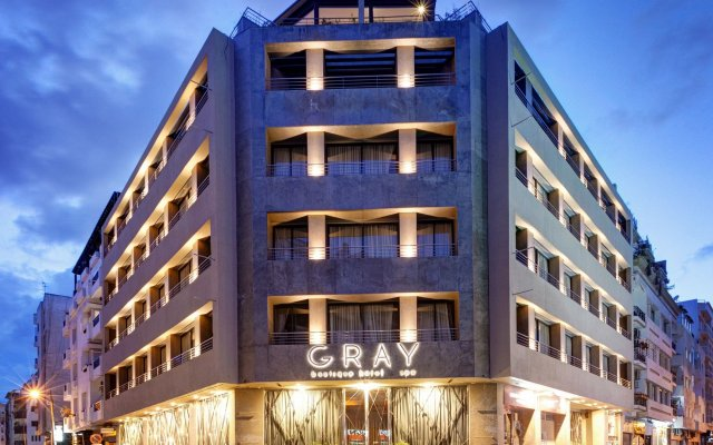 Gray Boutique Hotel and Spa вид на фасад
