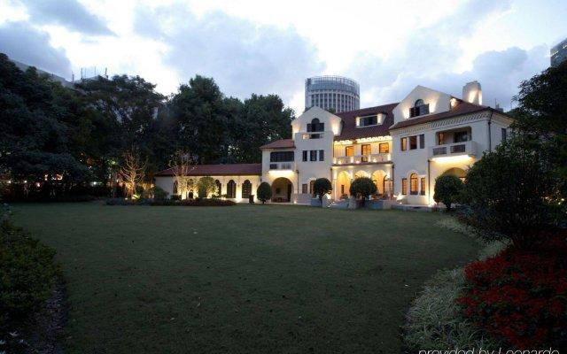 Отель Shanghai Fenyang Garden Boutique Hotel Китай, Шанхай - отзывы, цены и фото номеров - забронировать отель Shanghai Fenyang Garden Boutique Hotel онлайн вид на фасад