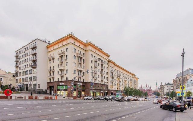 Апартаменты GM Apartment Kamergerskiy 2-43 городской автобус