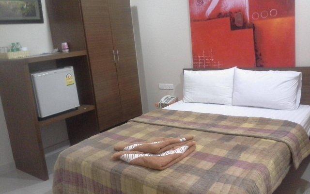 Отель Nichada Mansion Таиланд, Бангкок - отзывы, цены и фото номеров - забронировать отель Nichada Mansion онлайн комната для гостей