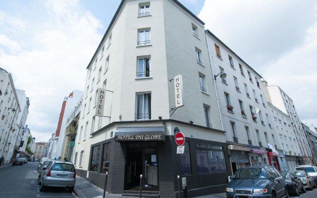 Отель Hôtel Du Globe 18 Франция, Париж - 1 отзыв об отеле, цены и фото номеров - забронировать отель Hôtel Du Globe 18 онлайн вид на фасад