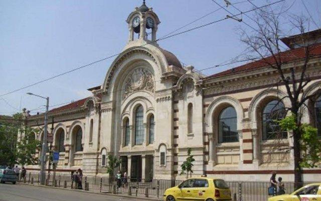 Отель Shans 2 Hostel Болгария, София - отзывы, цены и фото номеров - забронировать отель Shans 2 Hostel онлайн вид на фасад