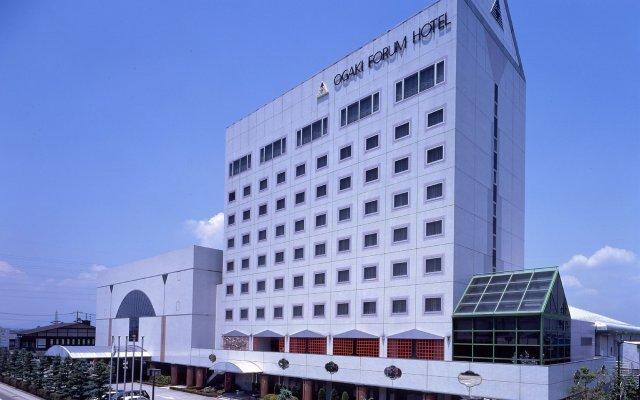 Ogaki Forum Hotel Огаки вид на фасад