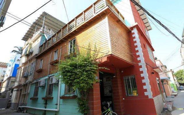 Отель Mantula Inn Китай, Сямынь - отзывы, цены и фото номеров - забронировать отель Mantula Inn онлайн вид на фасад