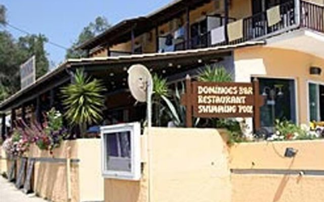 Отель Dominoes Hotel Apartments Греция, Корфу - отзывы, цены и фото номеров - забронировать отель Dominoes Hotel Apartments онлайн