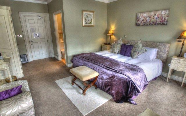 Dunster Castle Hotel комната для гостей