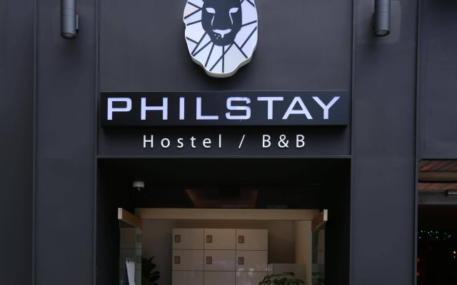 Отель Philstay Dongdaemun вид на фасад