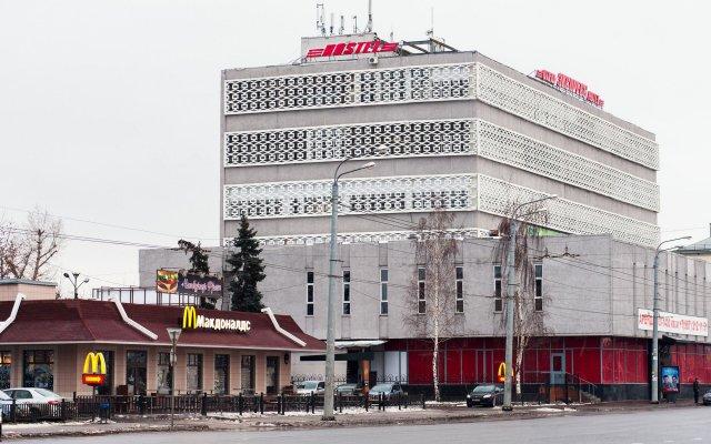 Экспресс Отель & Хостел вид на фасад