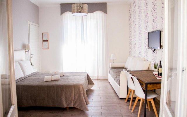 Отель Marta Inn Италия, Рим - отзывы, цены и фото номеров - забронировать отель Marta Inn онлайн комната для гостей