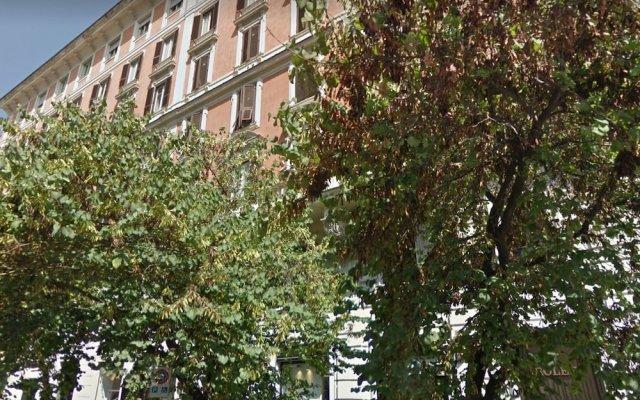 Отель Residenza Vatican Suite вид на фасад