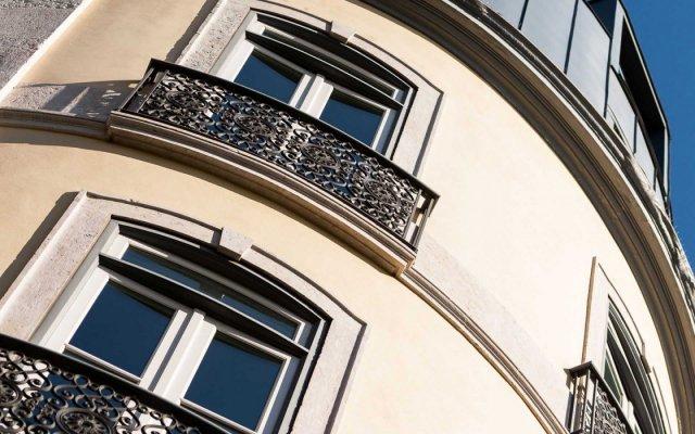 The Vintage Hotel & Spa - Lisbon вид на фасад