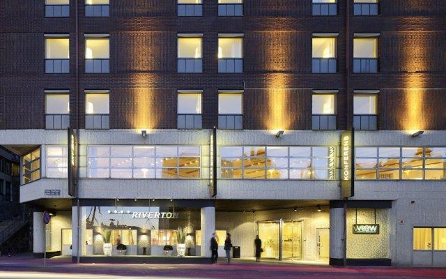 Hotel Riverton вид на фасад