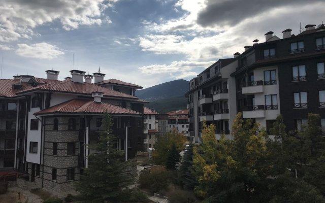 Отель Kandahar Nadezhda Apartments Болгария, Банско - отзывы, цены и фото номеров - забронировать отель Kandahar Nadezhda Apartments онлайн вид на фасад