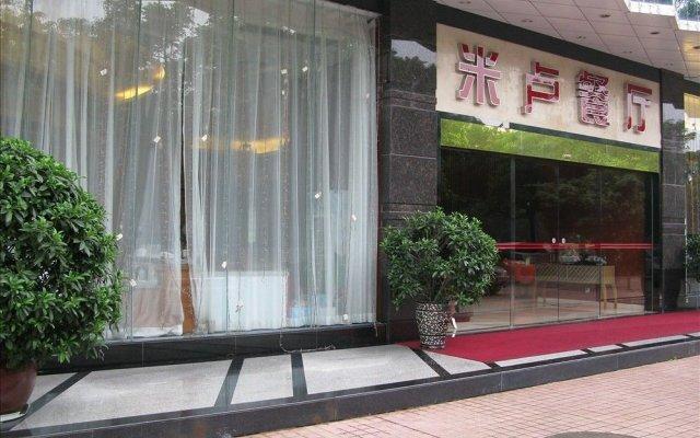 Milu Hotel вид на фасад