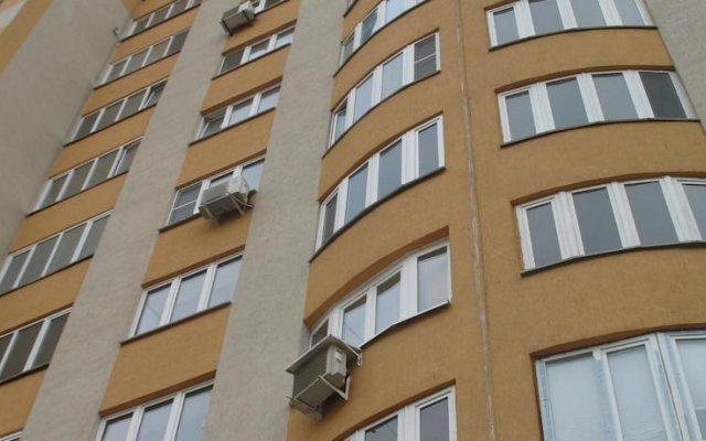 Гостиница Пять Комнат в Уфе отзывы, цены и фото номеров - забронировать гостиницу Пять Комнат онлайн Уфа вид на фасад