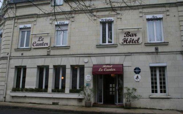 Отель Le Canter Франция, Сомюр - отзывы, цены и фото номеров - забронировать отель Le Canter онлайн вид на фасад