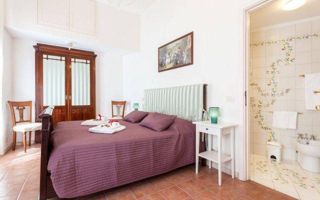Апартаменты Cozy Apartment Spagna комната для гостей