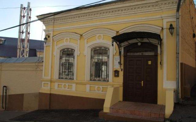 Хостел Кроличья Нора Казань вид на фасад