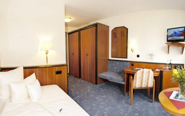 Отель Advantage Hotel Германия, Нюрнберг - отзывы, цены и фото номеров - забронировать отель Advantage Hotel онлайн комната для гостей