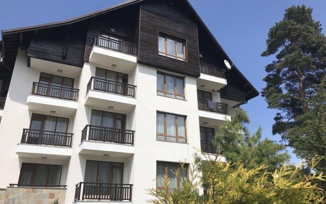 Отель Borovets Hills Resort & SPA Болгария, Боровец - отзывы, цены и фото номеров - забронировать отель Borovets Hills Resort & SPA онлайн вид на фасад