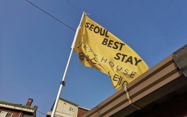 Seoul Best Stay - Hostel вид на фасад