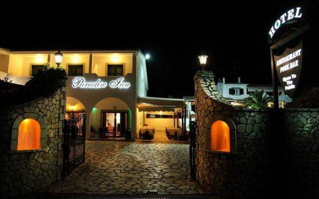 Отель Paradise Inn вид на фасад