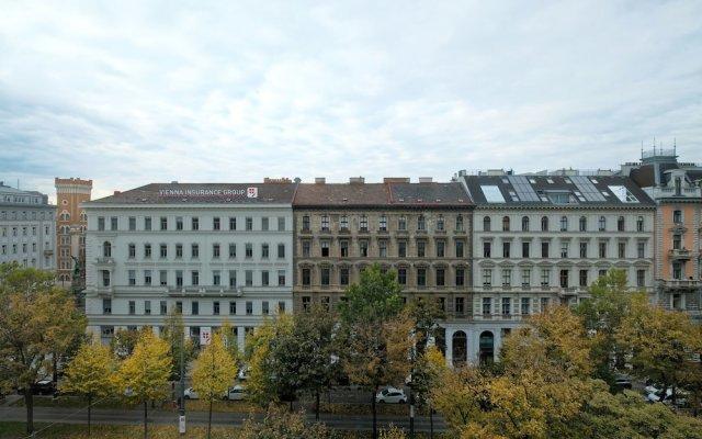 Отель Sobieski Apartments Schottenring Австрия, Вена - отзывы, цены и фото номеров - забронировать отель Sobieski Apartments Schottenring онлайн