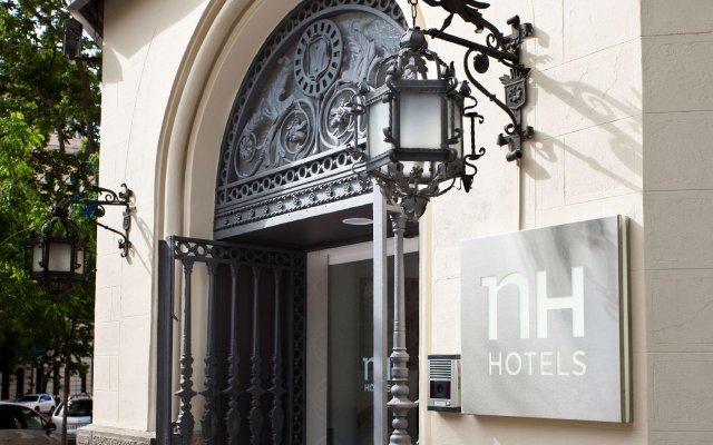 Отель NH Alonso Martínez Испания, Мадрид - 1 отзыв об отеле, цены и фото номеров - забронировать отель NH Alonso Martínez онлайн вид на фасад