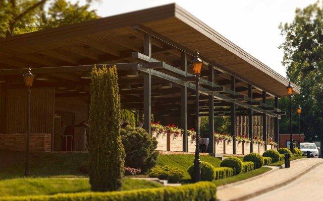 Гостиница Цитадель Инн Отель и Резорт Украина, Львов - отзывы, цены и фото номеров - забронировать гостиницу Цитадель Инн Отель и Резорт онлайн вид на фасад
