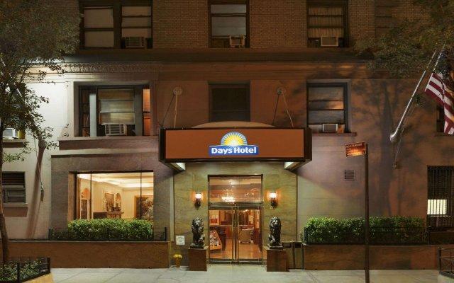 Отель Days Hotel Broadway at 94th Street США, Нью-Йорк - 1 отзыв об отеле, цены и фото номеров - забронировать отель Days Hotel Broadway at 94th Street онлайн вид на фасад