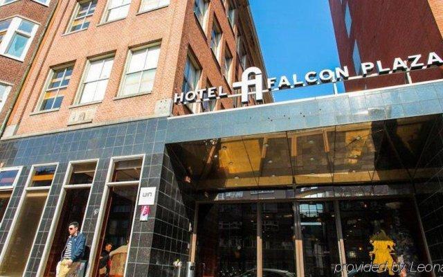 Hotel Falcon Plaza Centre вид на фасад