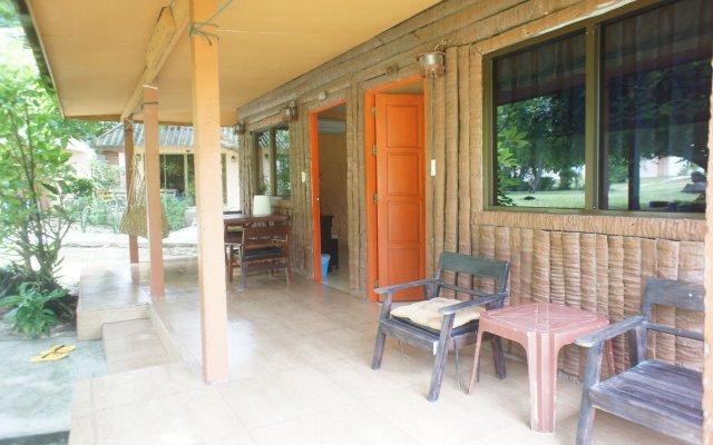 Отель Lamai Chalet вид на фасад