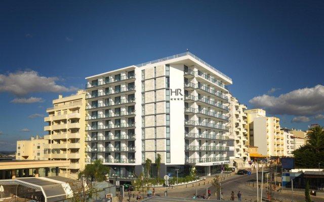 Hotel Da Rocha вид на фасад