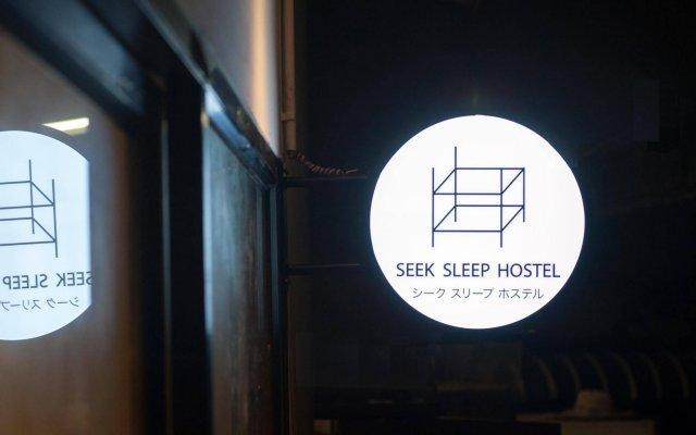 Seek Sleep Hostel Бангкок вид на фасад
