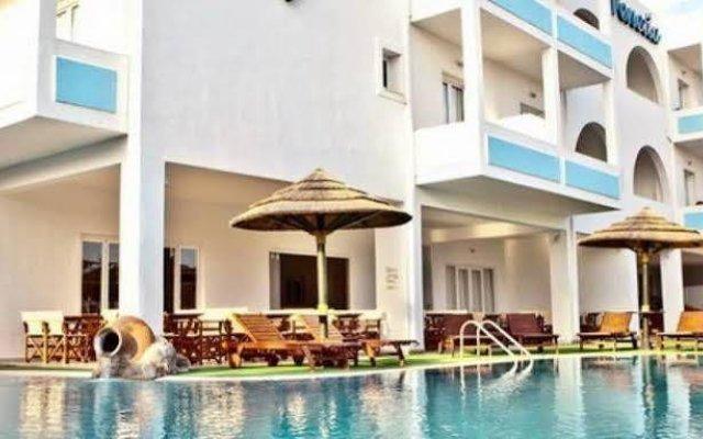Hotel Venetia вид на фасад
