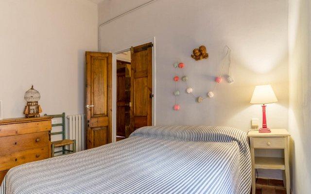Hotel la Plaça de Madremanya комната для гостей